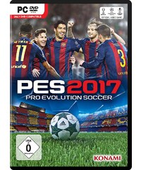 Konami Pro Evolution Soccer 2017 (PES 2017) »(PC)«