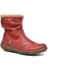 El Naturalista - Nido Ella N758 - Stiefeletten & Boots für Damen / rot