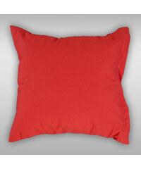 Kvalitex Povlak na polštář hladká bavlna PROVENCE - červený
