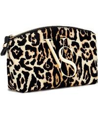 Victoria's Secret dámská kosmetická taštička Leopard