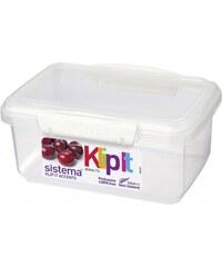 Sistema Skladovací box na potraviny, 1 l - bílý