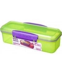 Sistema Box na svačinu, 410 ml - zelený