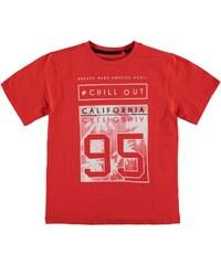 Tričko Giorgio Chill Crew dět. červená