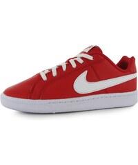Tenisky Nike Court Royale Leather dět. červená/bílá
