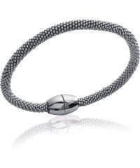 Steelness Lien - Bracelet - argenté