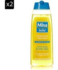 Mixa 2-er Set sehr sanfte Baby-Shampoos Mixa - 250 ml