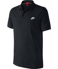 Nike Polohemd - schwarz