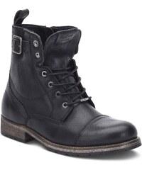 Pepe Jeans Footwear Melting - Lederboots - schwarz