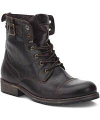 Pepe Jeans Footwear Melting - Lederboots - braun
