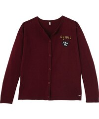 Chipie Cardigan - bordeaux