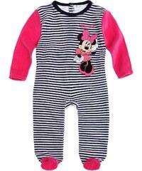 Disney Minnie Babyanzug blau in Größe 3M für Mädchen aus 80% Baumwolle 20% Polyester