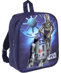 Star Wars-The Clone Wars Rucksack marine blau in Größe UNI für Jungen aus 100 % Polyester