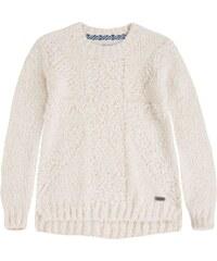 Pepe Jeans London Germaine - Pullover - naturweiß