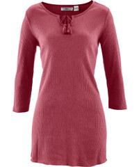bpc bonprix collection Shirt- Tunika, 3/4 Arm in rot für Damen von bonprix
