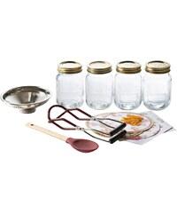 Kilner Kit confitures 10 pièces - transparent