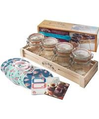 Kilner Kit de bocaux de conservation - 31 pièces