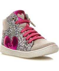 Agatha Ruiz de la Prada Mathilda - High Sneakers - silberfarben