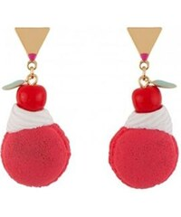 N2 So Sweet - Boucles d'oreilles - rouge