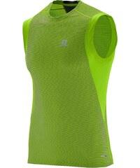 Salomon Trail Runner Sleeveless Tee 379661 zelená S