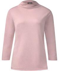 Street One - T-shirt col bateau Hella - tender rose
