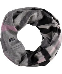 FRAAS Cashmink-Snood mit klassischem FRAAS Plaid in grau