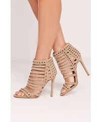 Missguided - Sandály Studded Strappy