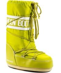 Schneeschuhe MOON BOOT - Nylon 14004400070 Lime/D