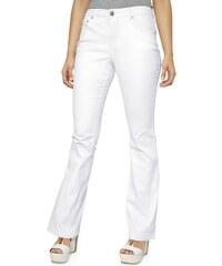 ASHLEY BROOKE by Heine Damen Bodyform-Bootcut-Jeans weiß 34,36,38,40,42,44,46,48,50,52