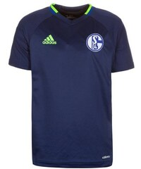 FC Schalke 04 Trainingsshirt Kinder adidas Performance blau 128,140,152,164,176