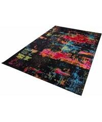 Teppich Arte Espina Move 4440 gewebt ARTE ESPINA schwarz 2 (B/L: 80x150 cm),3 (B/L: 120x170 cm),31 (B/L: 133x190 cm),4 (B/L: 160x230 cm)