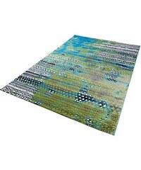 ARTE ESPINA Teppich Arte Espina Move 4449 blau 2 (B/L: 80x150 cm),3 (B/L: 120x170 cm),31 (B/L: 133x190 cm),4 (B/L: 160x230 cm)