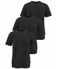 Man s World T-Shirt (Packung 3 tlg.) MAN'S WORLD schwarz 40/42 (XS),44/46 (S),48/50 (M),52/54 (L),56/58 (XL),60/62 (XXL),64/66 (XXXL),68/70 (4XL),72/74 (5XL)