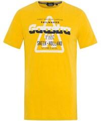 Gaastra T-Shirt GAASTRA gelb 3XL,L,M,S,XL,XXL
