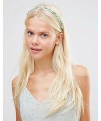 Her Curious Nature - Ballerina - Kopfband in Mintgrün - Mehrfarbig
