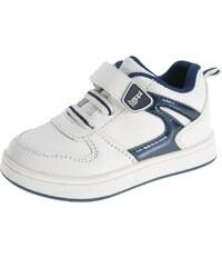 Beppi Chlapecké voňavé tenisky - modro-bílé