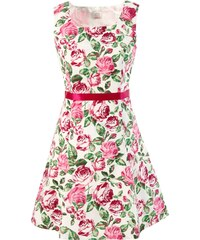 BERND NABER Trachtenkleid mit Rosendruck