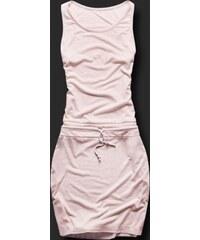 Dámské šaty Normae růžová - růžová