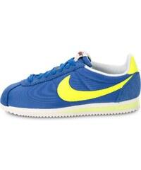 Nike Baskets/Running Cortez Nylon Bleue Homme