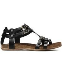 Kickers ANA - Sandalen - schwarz