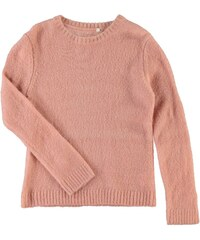 Name It Pullover - korallenfarben