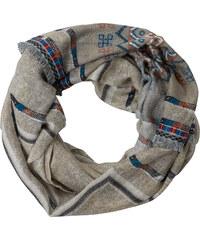 Cecil - Foulard de style ethnique - sandy camel