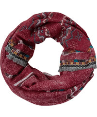 Cecil - Foulard de style ethnique - antique red