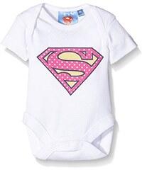 Twins Baby-Mädchen Body Supergirl