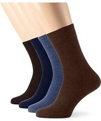 s.Oliver Socks Mädchen Socken Junior Socks 4er Pack, S20028