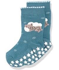 FALKE Unisex Baby Socken Teddy Catspads