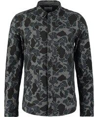 Chevignon SLIM FIT Hemd gris