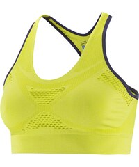 Salomon Medium Impact Bra Yuzu Yellow L37934900 'XS