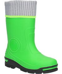Mini B Detské zelené gumáky 5ffd869b407