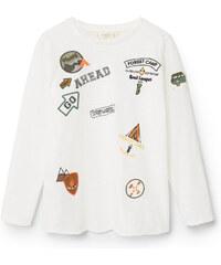 MANGO KIDS T-Shirt En Coton Imprimé