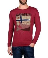NAPAPIJRI Langärmlige T-Shirts salphe